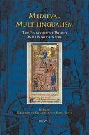 Medieval Multilingualism