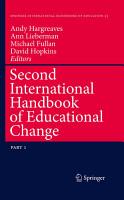 Second International Handbook of Educational Change PDF
