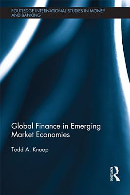 Global Finance in Emerging Market Economies PDF