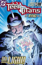 Teen Titans (2003-) #22