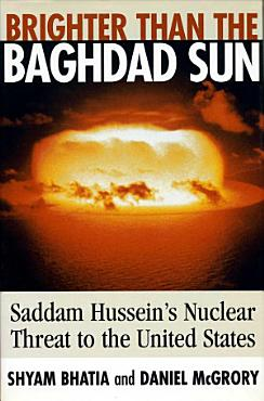 Brighter Than the Baghdad Sun PDF