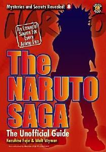 The Naruto Saga Book