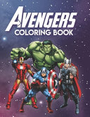 Avengers Coloring Book