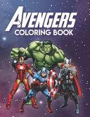 Avengers Coloring Book PDF