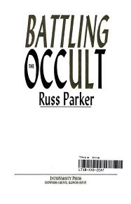 Battling the Occult PDF