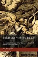 Solomon s Memory Palace