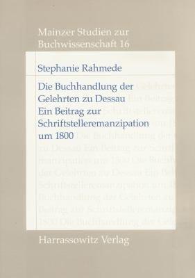 Die Buchhandlung der Gelehrten zu Dessau PDF