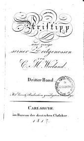 Aristipp und einige seiner Zeitgenossen: Band 3