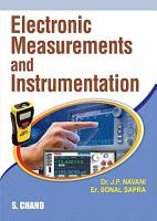 Electronic Measurements and Instrumentation  For UPTU  Lucknow  PDF