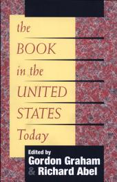 The Book in the United States Today