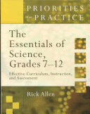 The Essentials of Science, Grades 7-12