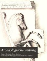 Arch  ologische Zeitung PDF
