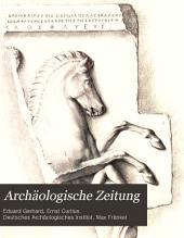 Archäologische Zeitung: Bände 21-22