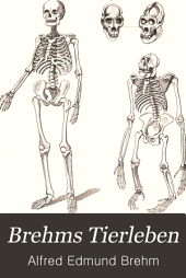 Brehms Tierleben: Allgemeine Kunde des Tierreichs, Band 1