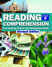 Reading Comprehension Student book Level F: Level F