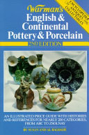 Download Warman s English and Continental Pottery and Porcelain Book