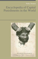 Encyclopedia of Capital Punishments in the World PDF
