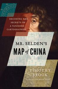 Mr  Selden s Map of China