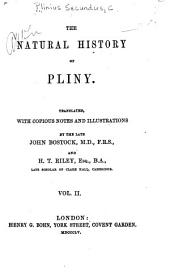 The natural history of Pliny: Volume 2