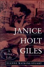 Janice Holt Giles: A Writer's Life