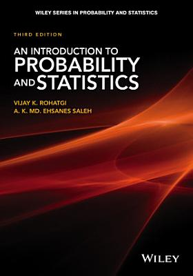 An Introduction to Probability and Statistics PDF