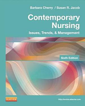 Contemporary Nursing Issues  Trends    Management 6 PDF