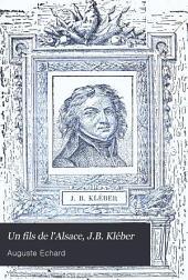 Un fils de l'Alsace, J.B. Kléber