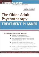 The Older Adult Psychotherapy Treatment Planner PDF