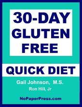 30-Day Gluten Free Quick Diet