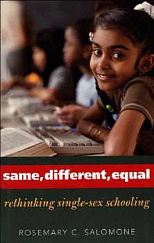 Same  Different  Equal PDF