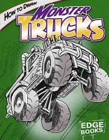 How to Draw Monster Trucks PDF
