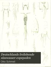 Deutschlands freilebende süsswasser-copepoden: Band 2,Teil 2