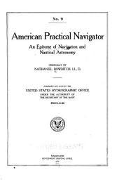 American practical navigator: Volume 1