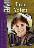 Jane Yolen PDF