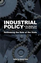 Industrial Policy in the Middle East and North Africa: Rethinking the Role of the State