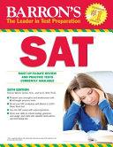 Barron s SAT  26th Edition PDF