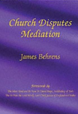 Church Disputes Mediation PDF