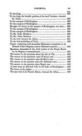 The Works of Francis Bacon, Baron of Verulam, Viscount St. Alban and Lord High Chancellor of England: Letters, continued. Letters, speeches, charges, advices, etc. first pub. by Dr. Birch inone volume in octavo in 1763