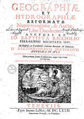Geographiae et hydrographiae reformatae ... libri duodecim
