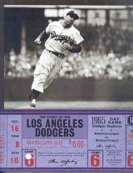 The Story Of The Los Angeles Dodgers Book PDF