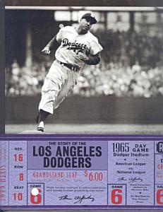 The Story of the Los Angeles Dodgers Book