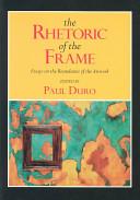 The Rhetoric of the Frame