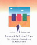 Business   Professional Ethics for Directors  Executives    Accountants PDF