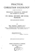 Practical Christian Sociology PDF