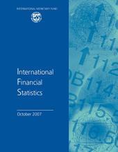 International Financial Statistics, October 2007