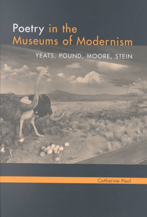 Poetry in the Museums of Modernism PDF