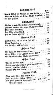 Sammlungen für Liebhaber christlicher Wahrheit und Gottseligkeit: 1861
