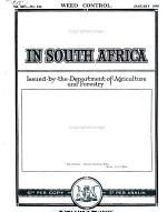 Farming in South Africa PDF