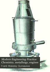 Chemistry, metallurgy, engines