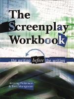 Screenplay Workbook PDF
